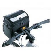 Tour Guide Handle Bar Bag DX na kierownicy