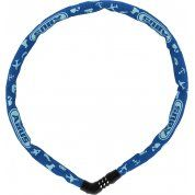 ZAPIĘCIE ROWEROWE ABUS STEEL-O-CHAIN 4804C|75 BLUE SYMBOLS