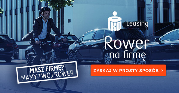 Masz firmę? Mamy Twój rower! PKO Leasing w BikeSalon.pl (Rowery elektryczne miejskie)