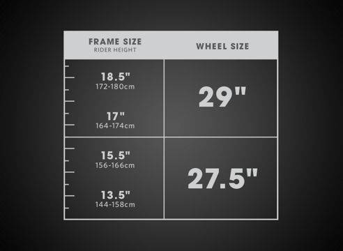 Trek Wheel Size